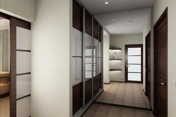Ремонт прихожей в квартире своими руками (фото)