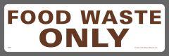 Food Waste Bin Stickers