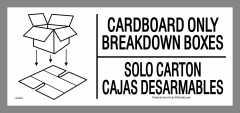 bilingual breakdown boxes sticker