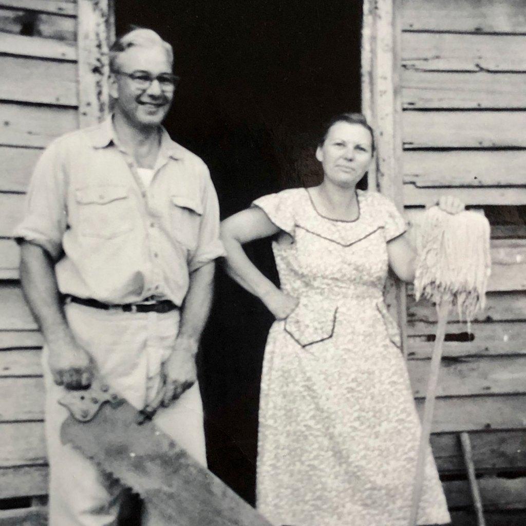 Harold & Josephine Hyatt