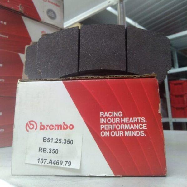 BREMBO racing Pads RB350