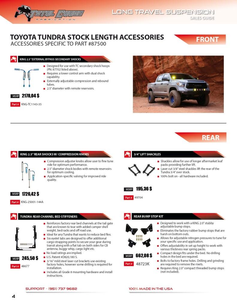 2007+Toyota Tundra