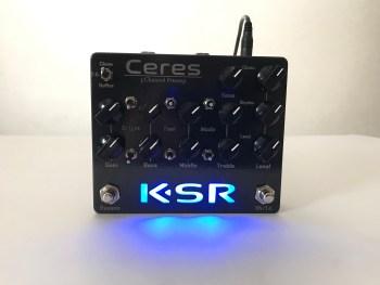 Ceres - Rhythm channel (blue)
