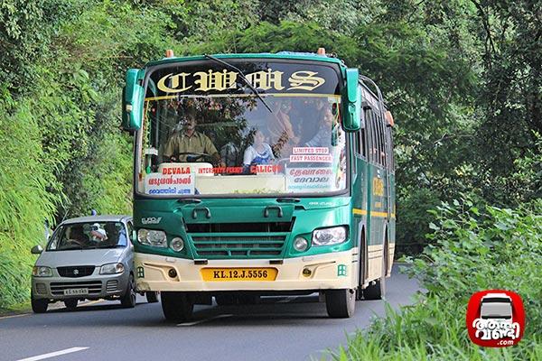 kozhikode-devala-bus
