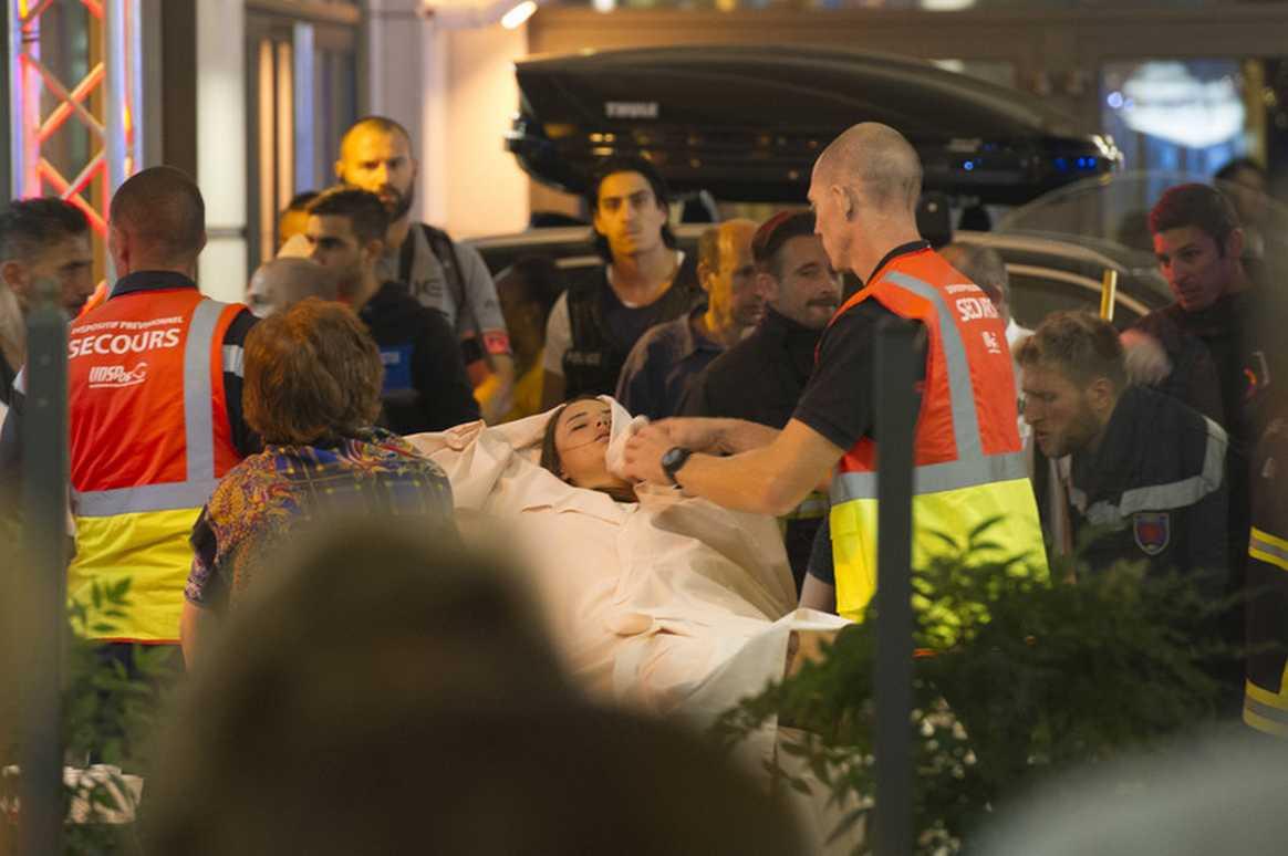 Одна из жертв теракта в Ницце