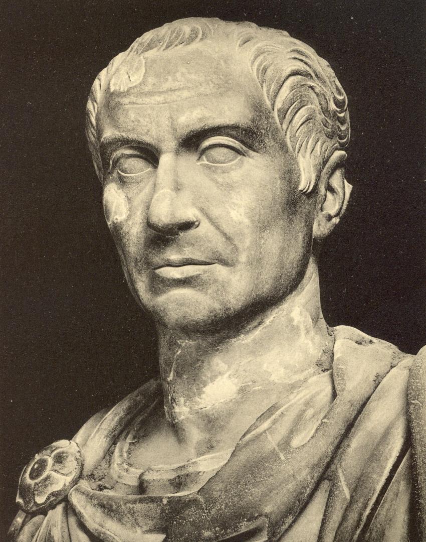 Юлий Цезарь. Его именем прикрылись, чтобы создать антитрамповский спектакль