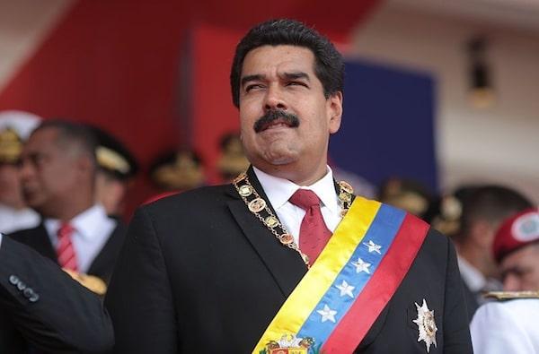 Николас Мадуро. Photo: Hugoshi Creative Commons Attribution-Share Alike 4.0 International license
