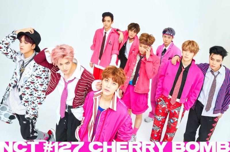 NCT 127 groupe2