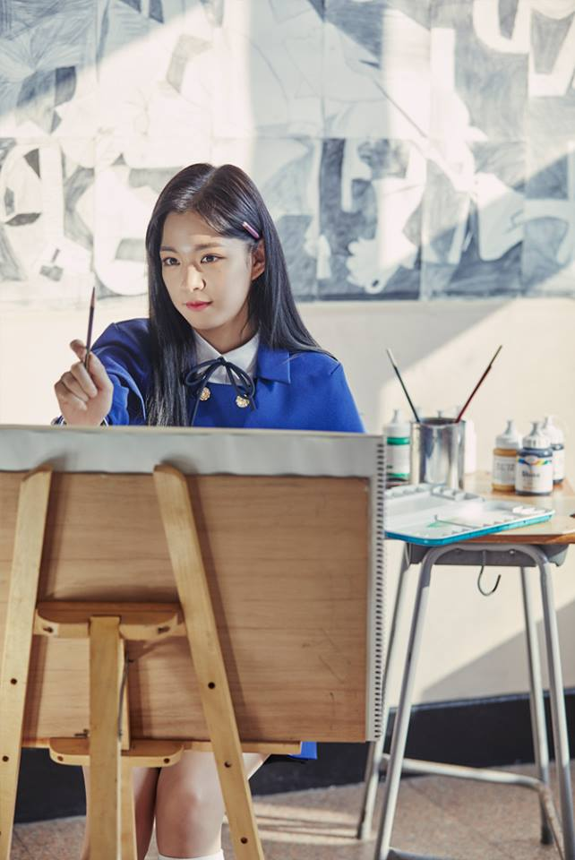 Fromis_9 LEE CHAE YOUNG 1