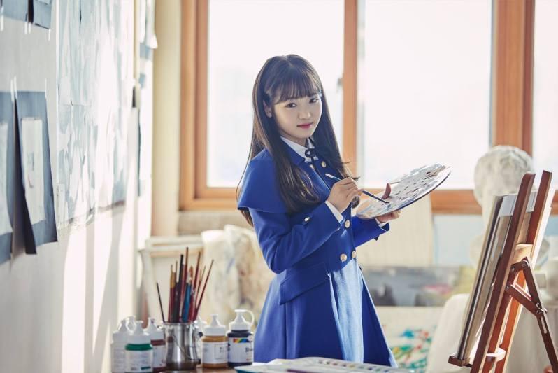 Fromis_9 NOH JI SEON 1