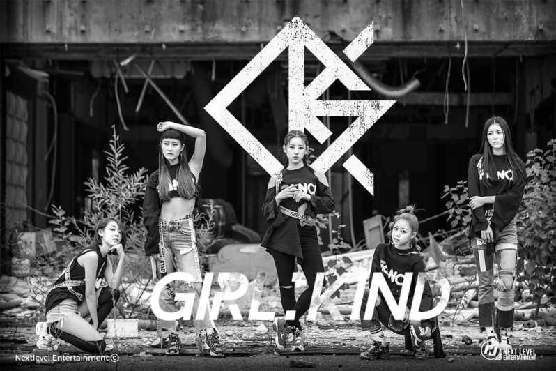 Girlkind groupe