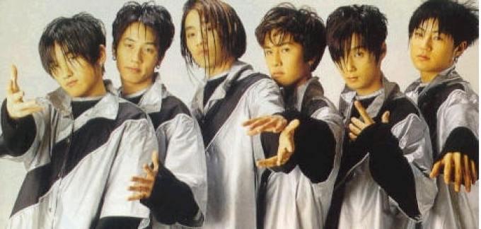 Shinhwa 1998