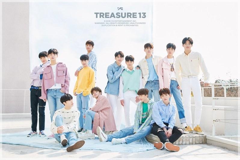 treasure 13 groupe