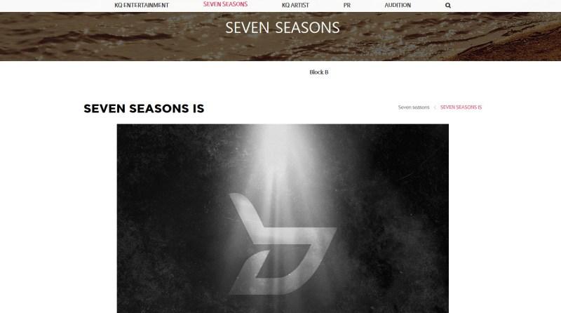 SEVEN SEASONS
