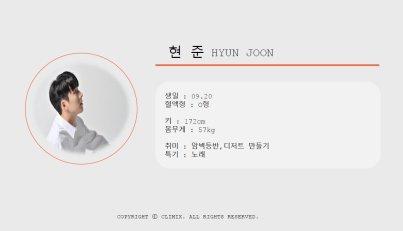 Climix Hyun joon