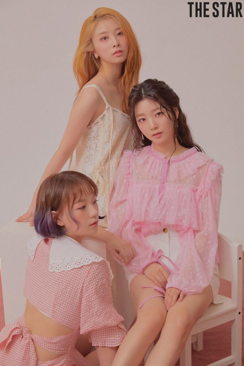 ROCKET PUNCH - SOHEE, YOONKYUNG, YEONHEE