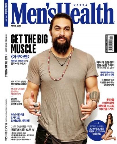 MEN'S HEALTH - - APR 2019