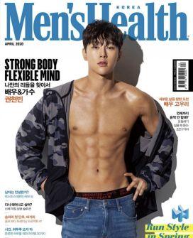 MEN'S HEALTH - KWON HYUN BIN - APR 2020