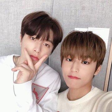 treasure junghwan et jungwoo