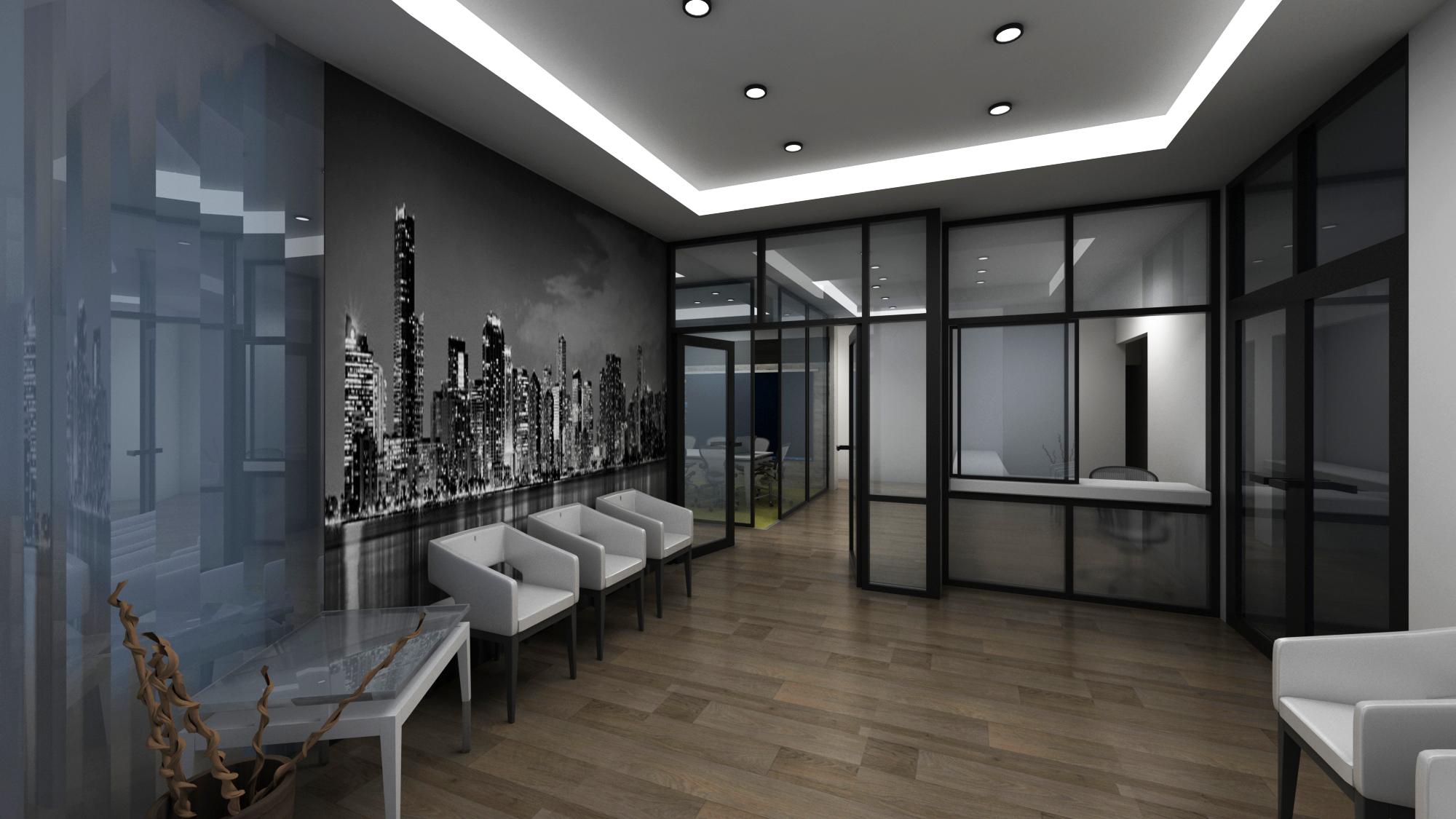 kstudio interior design cowork office space
