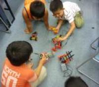 東京都中央区体験教室日程・ヒューマンアカデミーロボット教室・ロボット