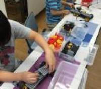 東京都中央区体験教室日程・ヒューマンアカデミーロボット教室・ロボット・画像