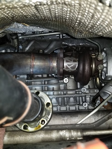 KT6 Turbo Upgrade [57mm] S60, S80, V70, V60, XC60 T6