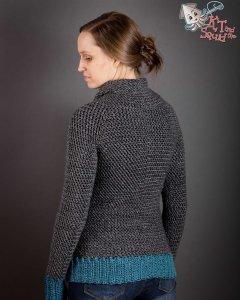 My favorite crochet pullover sweater pattern
