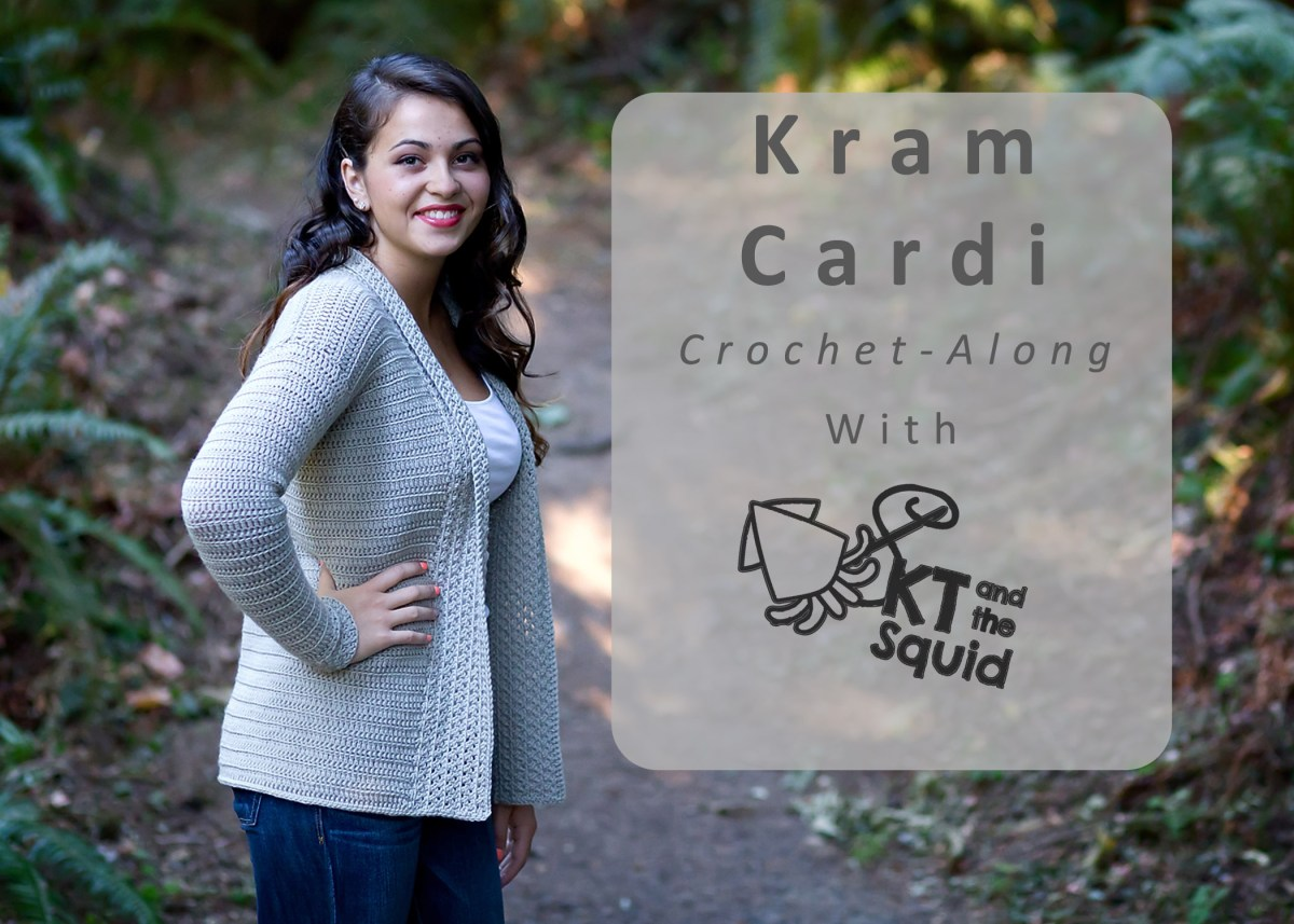 Kram Cardi CAL: Design Reveal and Supply List | KT and the Squid