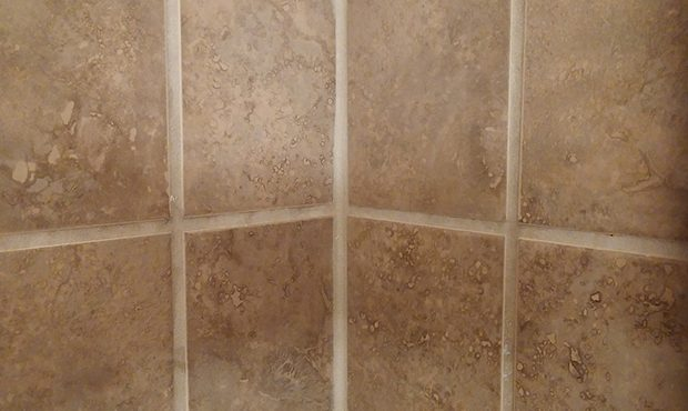 to clean and seal grout