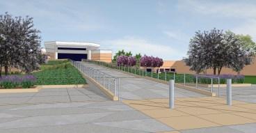 Santa Rita jail ramp replacement