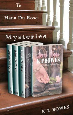 The Hana Du Rose Mysteries Boxed Set