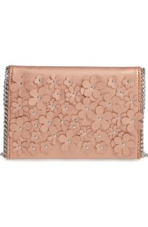 NBTM_CommenterPrize_Chelsea28 Daisy vegan leather clutch
