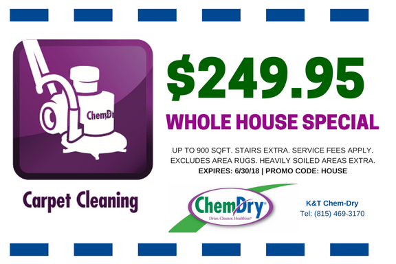 carpet cleaning coupon
