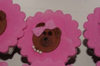 Beary Cupcake Topper