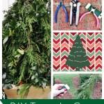 Diy Tomato Cage Christmas Tree Cup Of Tea