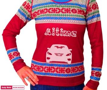 avonnissansweater