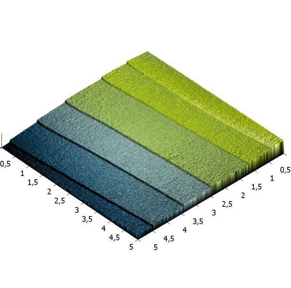 SiC/1.5 - AFM Calibration Sample