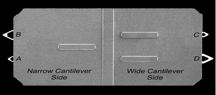 Silicon Nitrite AFM Probes