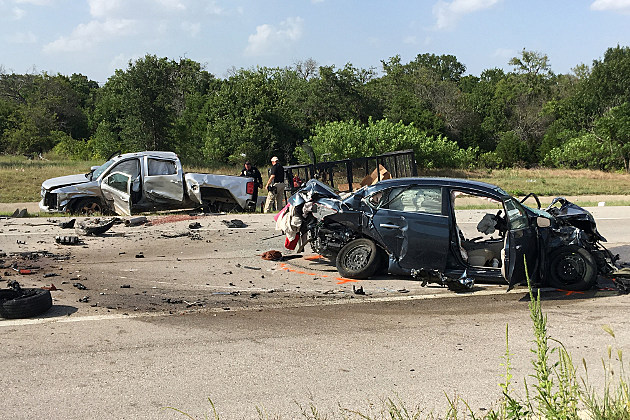 Teen Girl in Stolen Car Leads Killeen Police On High Speed ...