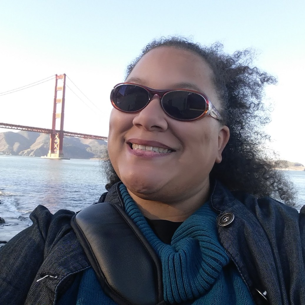 Tempest and the Golden Gate Bridge