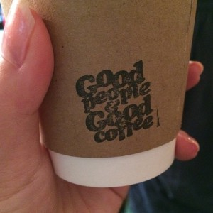 GOOD PEOPLE & GOOD COFFEE
