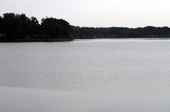 Lake on the Withlacoochee State Trail