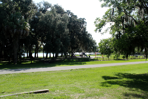 Withlacoochee State Trail, Inverness to Floral City