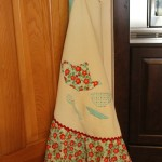 DIY Apron with Moda Fabrics