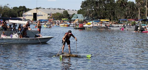 31st Annual Homosassa River Raft Race