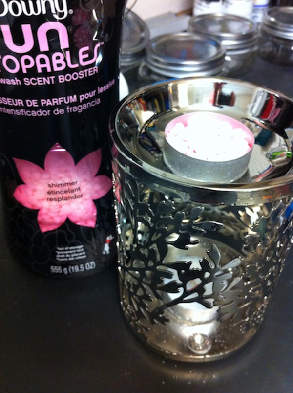 Downy Meltables, Adventures with Michelle, Frugal Fragrance