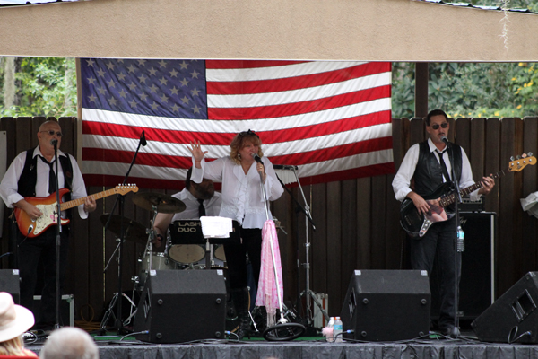 The Eve Shaw Band, The 18th Blues and BBQ Festival in Old Homosassa