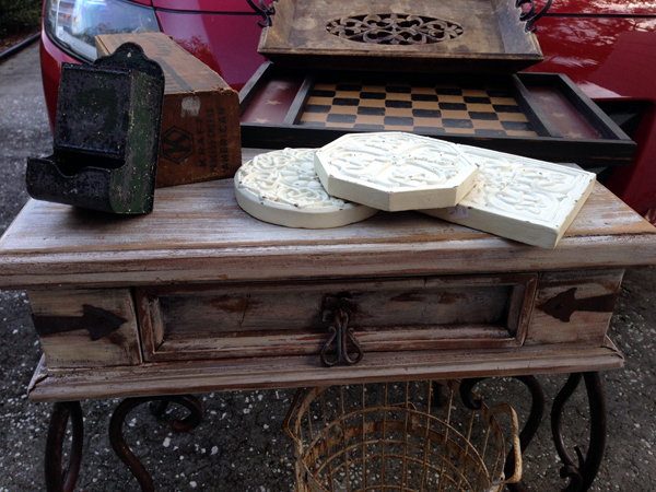 Kathryn's treasures, Treasures from Renninger's Antique Extravaganza