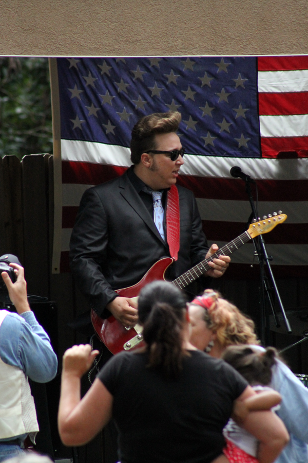 Pitbull of Blues Bands, The 18th Annual Blues 'n Bar-B-Que in Old Homosassa